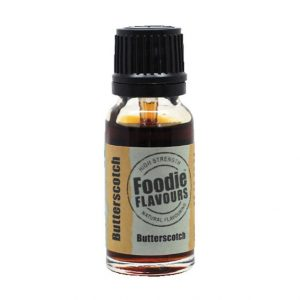 butterscotch flavouring