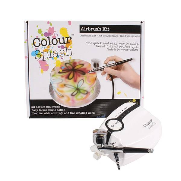 Airbrush Kits and Colours