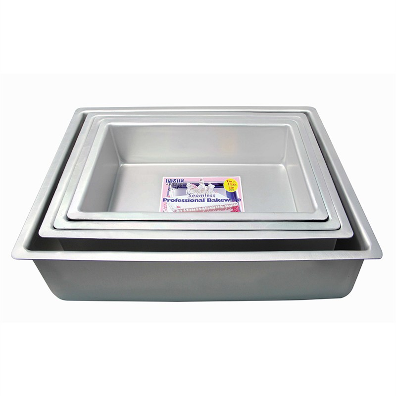 Rectangle Cake Tin 13 X 9 3