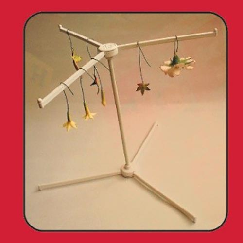 flower drying stand, tripod