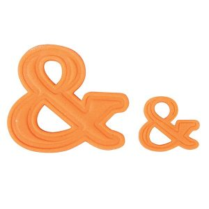 & mould, orange silicone mould