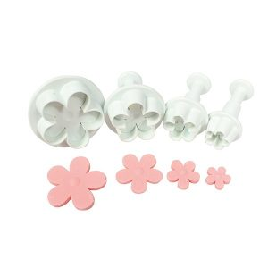 flower fondant cutter, cookie cutter